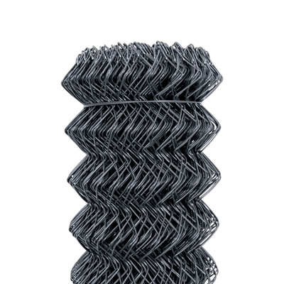 Čtyřhranné pletivo Pilecký IDEAL PVC KOMPAKT 100 cm 55x55 25 m antracit