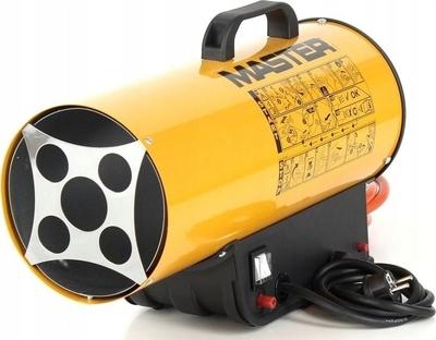 Topidlo plynové s ventilátorem MASTER BLP 33 M 18-33 kW