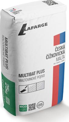 Maltovinové pojivo Lafarge Multibat PLUS 25 kg