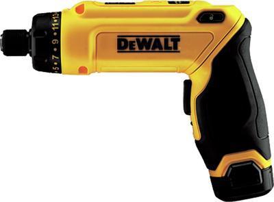 Aku pohybem ovládaný šroubovák Dewalt 7,2 V DCF680G2-QW