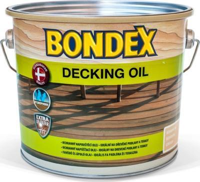 Bondex DECKING OIL ořech 2,5l