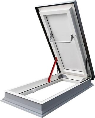 Výlez na plochou střechu Fakro DRL 70x130