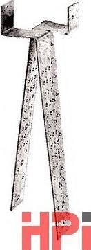 Držák hřebenové latě univerzální 40 mm