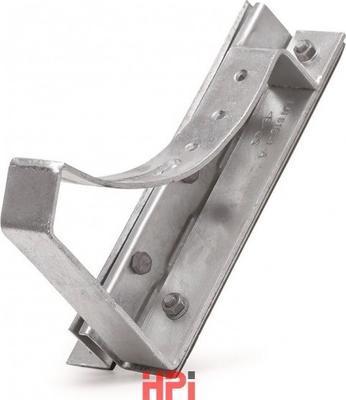 Držák stoupací plošiny pro falcovaný plech pozink
