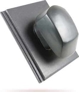 Bramac Tegalit Star Duro Vent Premium sanitární odvětrání granit metalic