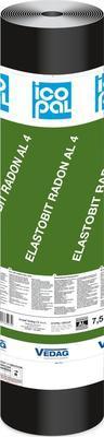 ELASTOBIT RADON AL 4, tl. 4,0mm 7,5m2/role (150m2 pal)