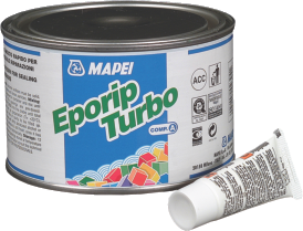 Těsnicí lepidlo MAPEI Eporip Turbo A+B 508 g