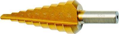 Vrták stupňový Titan 4-20 mm 9 stupňů