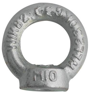 Očková matice 10 mm DIN 582