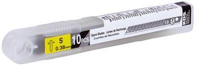 Čepelky náhradní KDS GB10 0,60 mm 10 ks