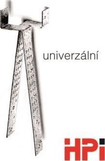 Držák hřebenové latě univezální 50 mm