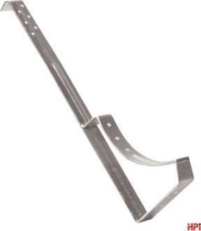 Držák stoupací plošiny Bobrovka antracit