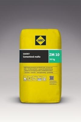 Cementová malta Sakret ZM 10 30 kg