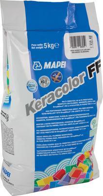 Spárovací hmota MAPEI Keracolor FF 131 ALU 5 kg vanilka