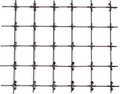 Kompozitní síť 2,2mm (50x50mm), deska O,80x3m (2,4 m2) BFRP čedič.vlákna - 1