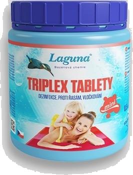 Laguna Triplex Mini tablety Stachema 0,5 kg