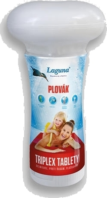 Laguna Triplex tablety PLOVÁK Stachema 1,4 g