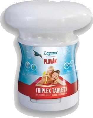 Laguna Triplex tablety PLOVÁK Stachema 0,72 kg