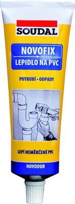 Lepidlo na PVC Soudal NOVOFIX 130 ml