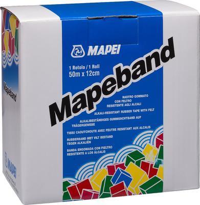 Hydroizolační páska MAPEI Mapeband 12 cm x 50 m