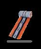 Větrací pás nároží 5bm Metalroll Cč - 1/2