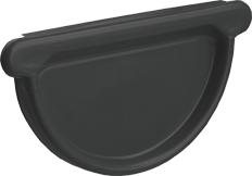 SB-M žlabové čelo falcované 150mm plech antracit