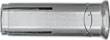 Zarážecí kotva Fisher EA II M 10x40 mm M10, 50 ks