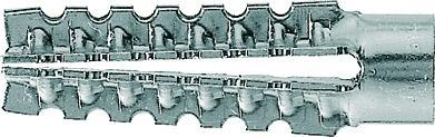 Hmoždinka kovová Fisher FMD 8x60 pro porobeton 50 ks