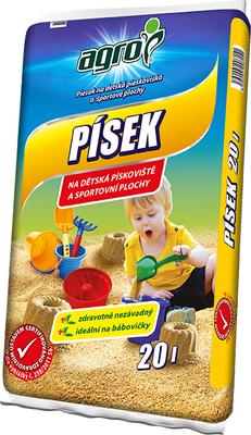 Agro písek pro dětské hřiště 20 l