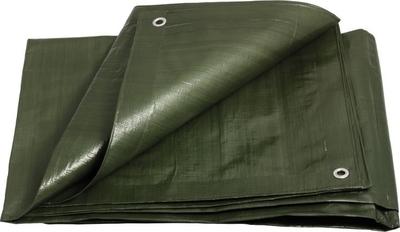 Plachta zakrývací Profi 10 x 15 m 200 g/m² zelená