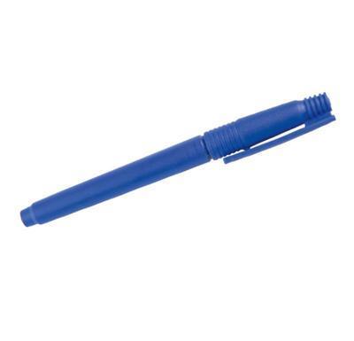 Popisovač permanentní lihový modrý