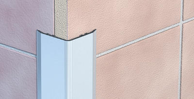 Ochranný profil nerezový Havos 30x30x1500 mm kartáč