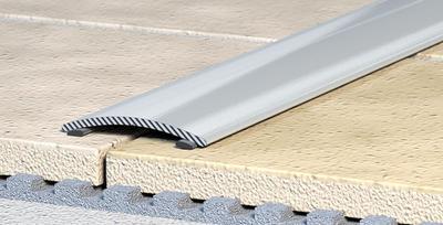 Přechodový profil samolepící 30 mm 0,9 m Al dřevodekor dub bílý
