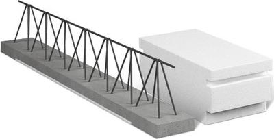 Stropní nosník PORFIX 2000 mm