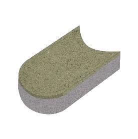 Travní lem PRESBETON malý písková