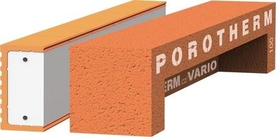 Porotherm Preklad Kp Vario Dl 350cm Izomat Cz