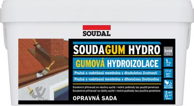Gumová hydroizolace Soudal Soudagum Hydro 1 kg