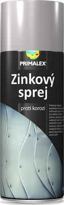 Primalex Sprej zinkový opravný 400 ml