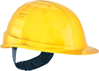 Přilba ochranná Cerva LASOGARD LAS17 žlutá