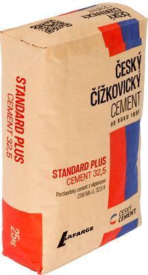 Portlandský cement STANDARD PLUS CEM II ALL 32,5 R 25 kg