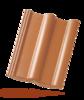 Bramac Classic STAR Taška základní 1/1 TR Terracota - 1/2
