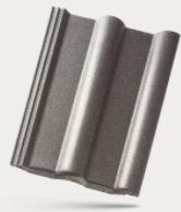 Bramac Classic STAR taška pultová půlená 1/2 - Grand Metalic