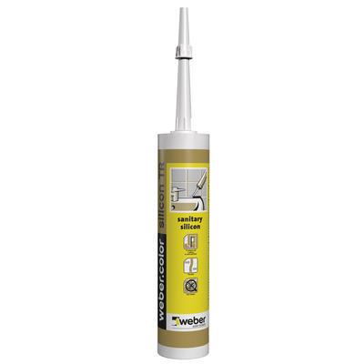 Silikonový tmel Webercolor SIL Honey 310 ml