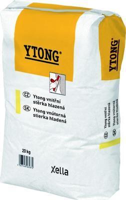 YTONG vnitřní stěrka hlazená 20 kg