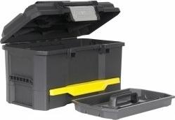 Box na nářadínaStanley 19''OneTouch sezásuvkou 48,1 x 27,9 x 28,7 cm  1-70-316