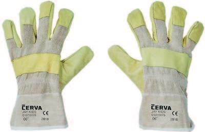 JAY Kids rukavice kombinované  (8982) - 2