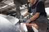Úhlová bruska GWS 9-125 S  125 mm  900 W Bosch 0601396102  - 2/2