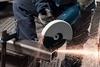 Úhlová bruska GWS 22-230 JH  230 mm  2200 W plynulý rozběh   Bosch 0601882M03 - 2/2