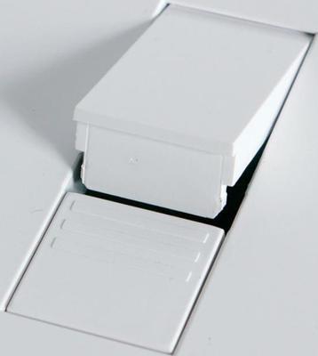 Revizní dvířka RD 400x600 B bílá (115) - 2