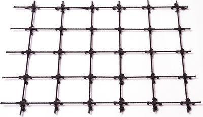 Kompozitní síť 2,2mm (50x50mm), deska O,80x3m (2,4 m2) BFRP čedič.vlákna - 2